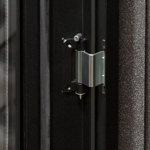 Серверный шкаф с интеллектуальным активным шумоподавлением - 13