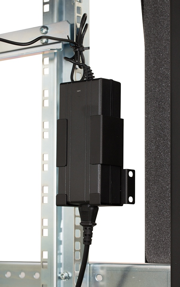 Серверный шкаф с интеллектуальным активным шумоподавлением - 18