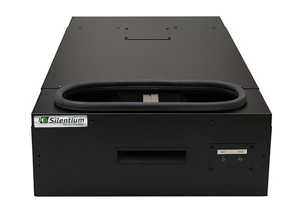 Серверный шкаф с интеллектуальным активным шумоподавлением - 21