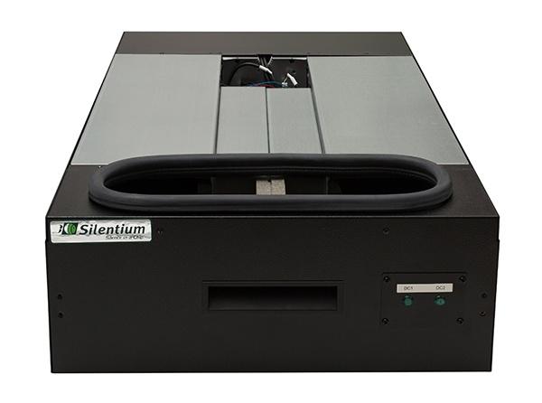 Серверный шкаф с интеллектуальным активным шумоподавлением - 22