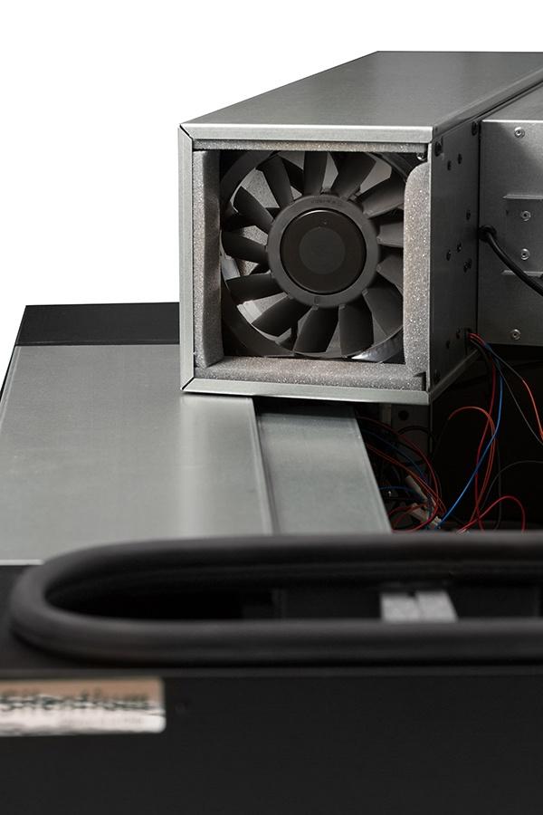 Серверный шкаф с интеллектуальным активным шумоподавлением - 23