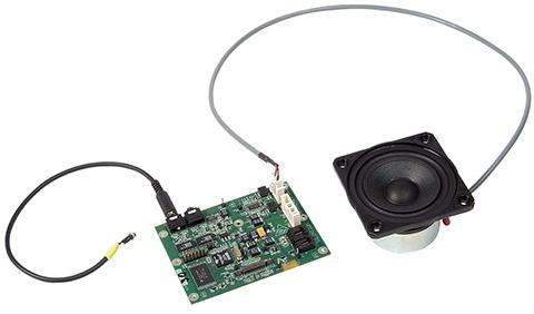 Серверный шкаф с интеллектуальным активным шумоподавлением - 24