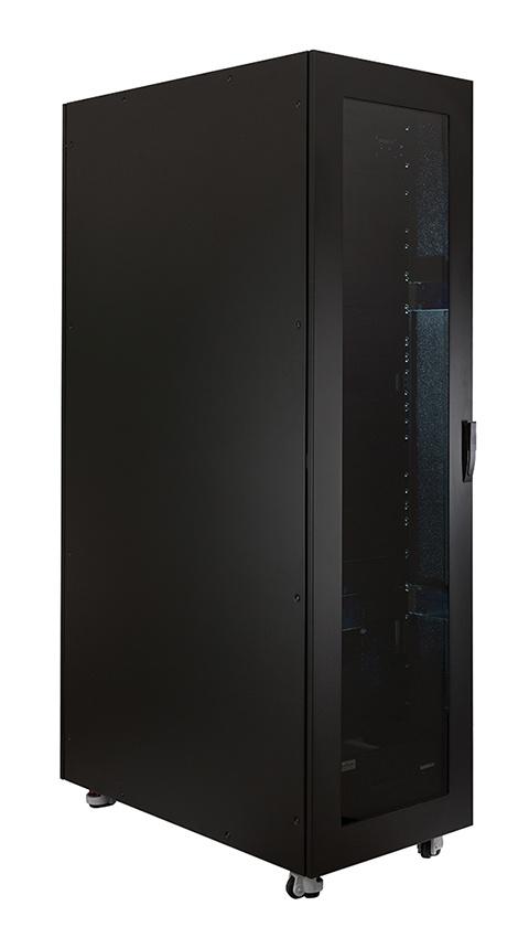 Серверный шкаф с интеллектуальным активным шумоподавлением - 3