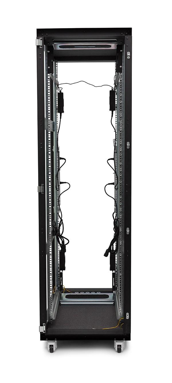 Серверный шкаф с интеллектуальным активным шумоподавлением - 5