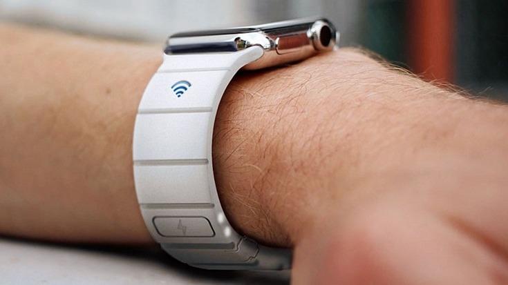 Ремешки Reserve Strap для часов Apple Watch ее будут работать с новой ОС