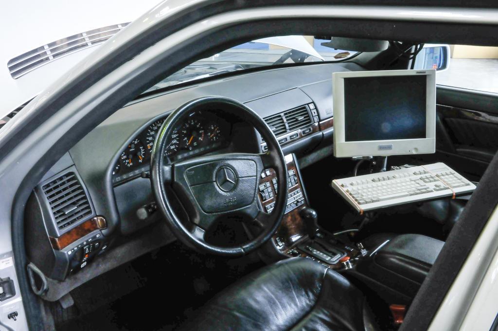 Краткая история развития беспилотных автомобилей - 1