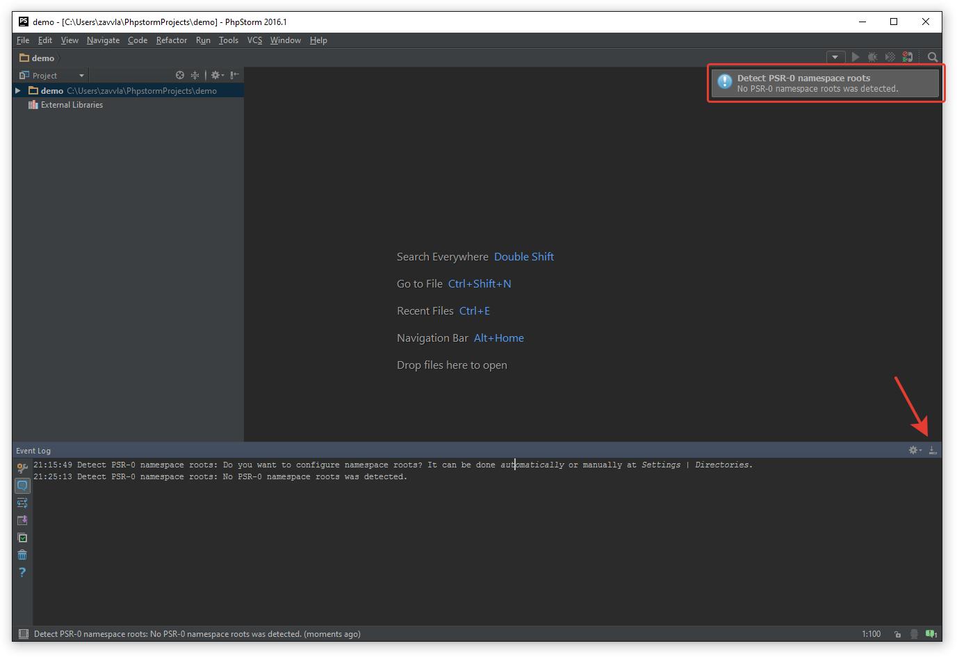 Настройка PhpStorm для вёрстки на ОС Windows - 10