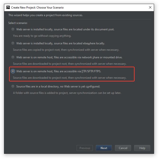 Настройка PhpStorm для вёрстки на ОС Windows - 13