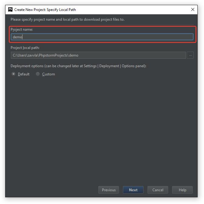 Настройка PhpStorm для вёрстки на ОС Windows - 14