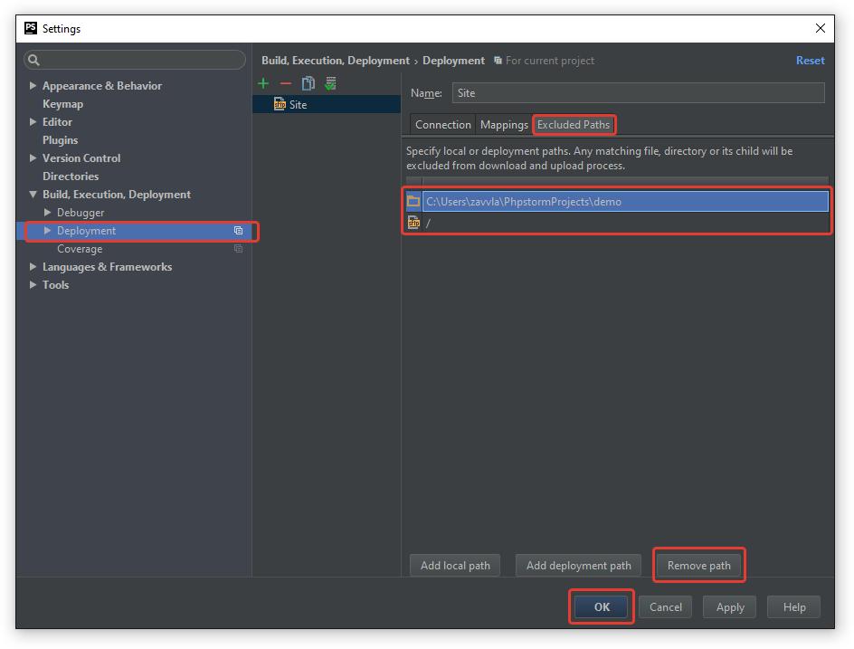 Настройка PhpStorm для вёрстки на ОС Windows - 20