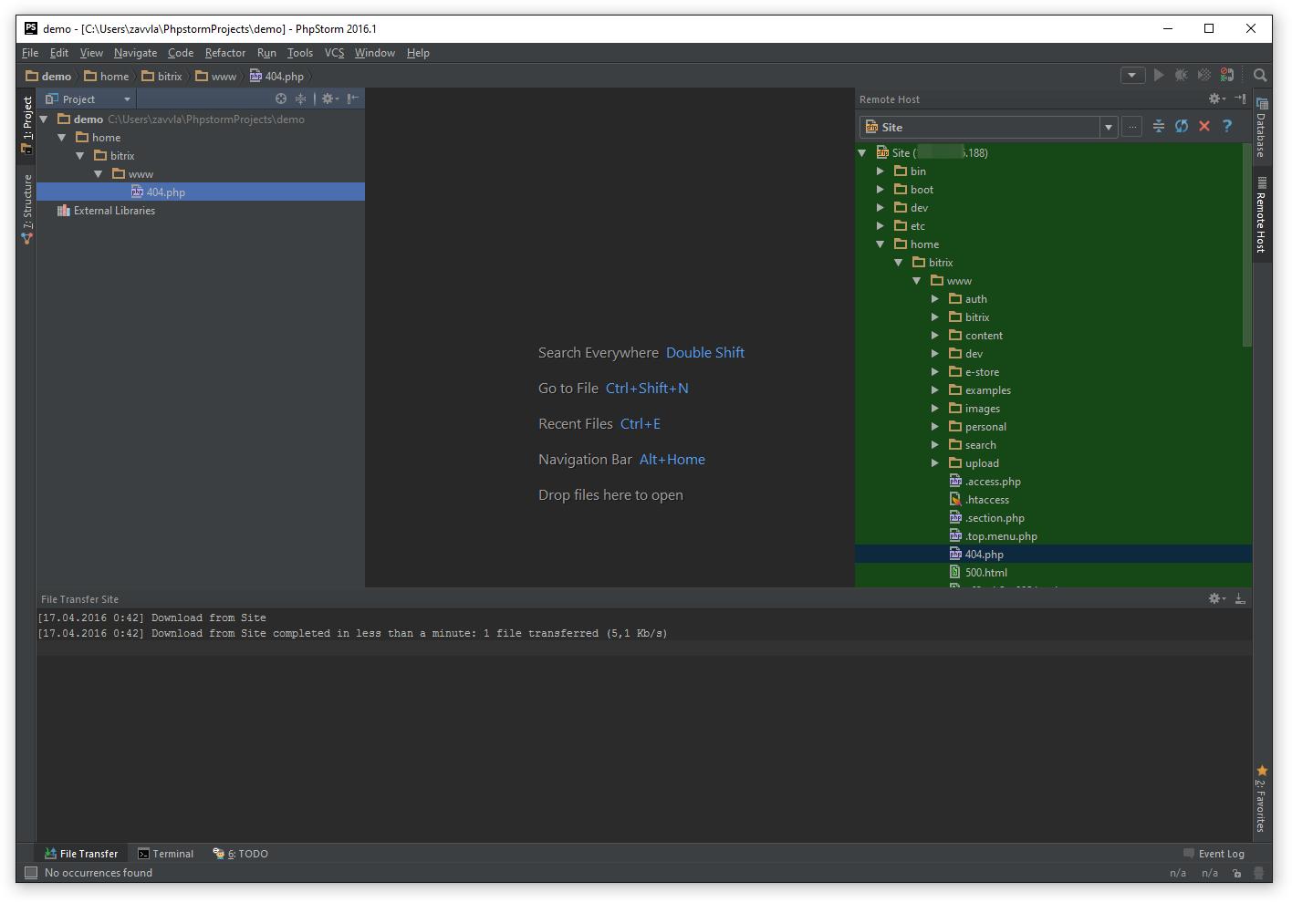 Настройка PhpStorm для вёрстки на ОС Windows - 23