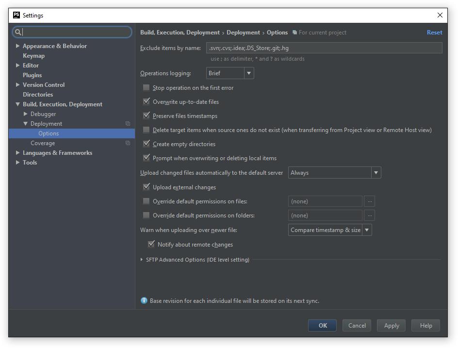 Настройка PhpStorm для вёрстки на ОС Windows - 26