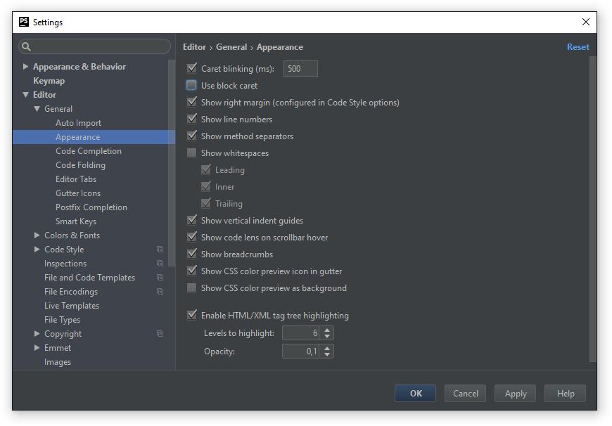 Настройка PhpStorm для вёрстки на ОС Windows - 30