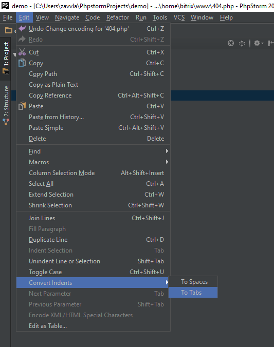 Настройка PhpStorm для вёрстки на ОС Windows - 49