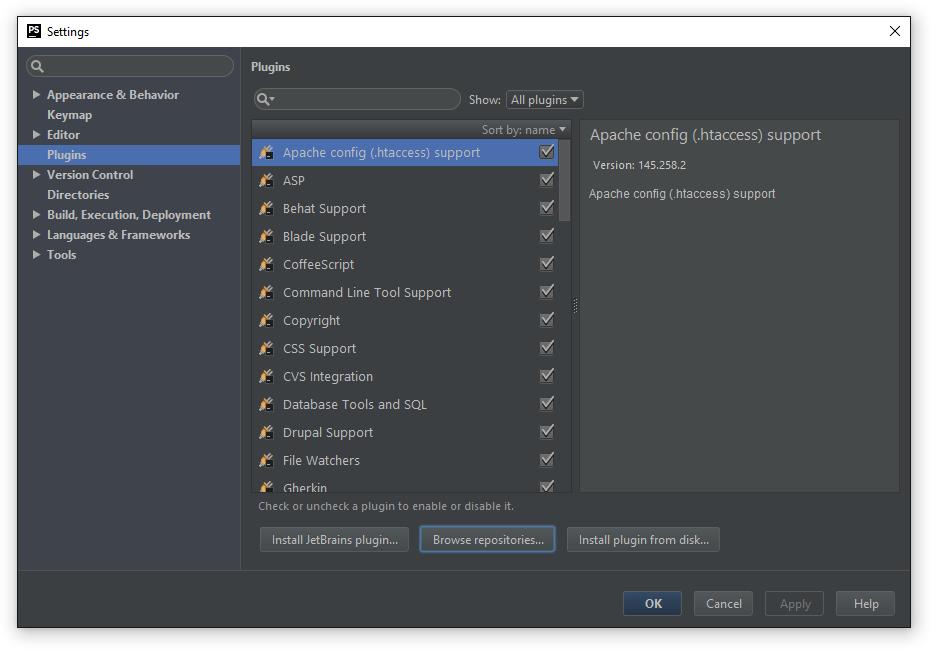 Настройка PhpStorm для вёрстки на ОС Windows - 56