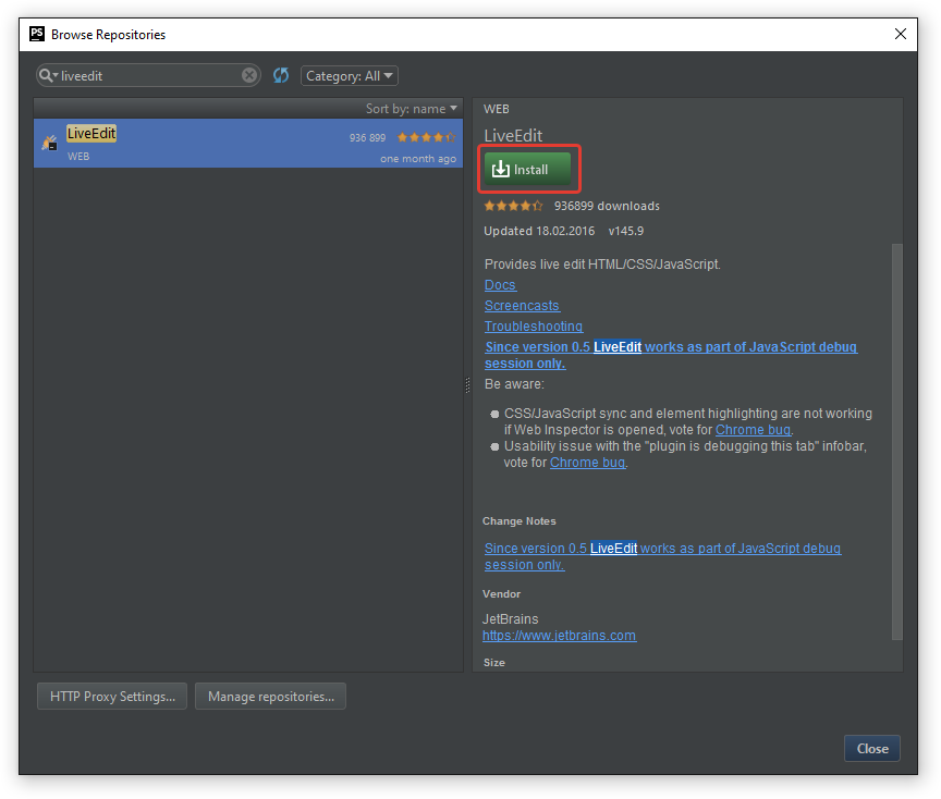 Настройка PhpStorm для вёрстки на ОС Windows - 57