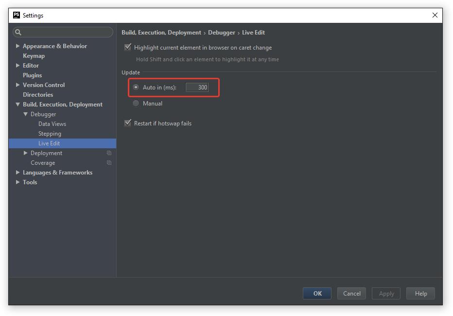 Настройка PhpStorm для вёрстки на ОС Windows - 58