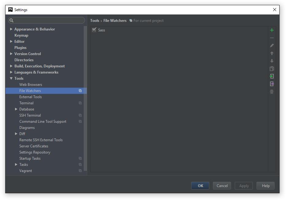 Настройка PhpStorm для вёрстки на ОС Windows - 70