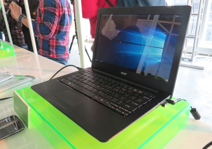 Док-стация Acer Liquid Extend и смартфон Liquid Jade Primo могут заменить ноутбук