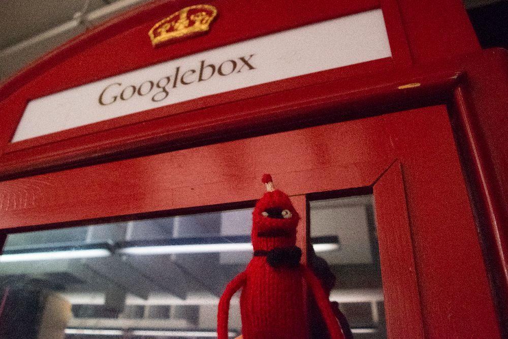 Как Google в Лондоне тренинг по Android N устраивала - 1