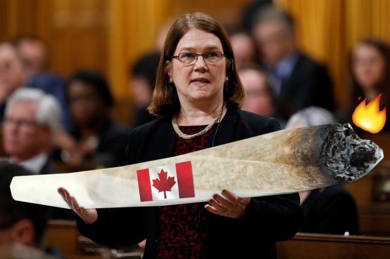 Канада полностью легализует марихуану - 1