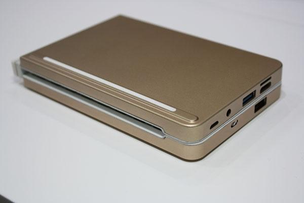Китайцы выпустили мини-ПК в виде раскладной Bluetooth-клавиатуры - 2