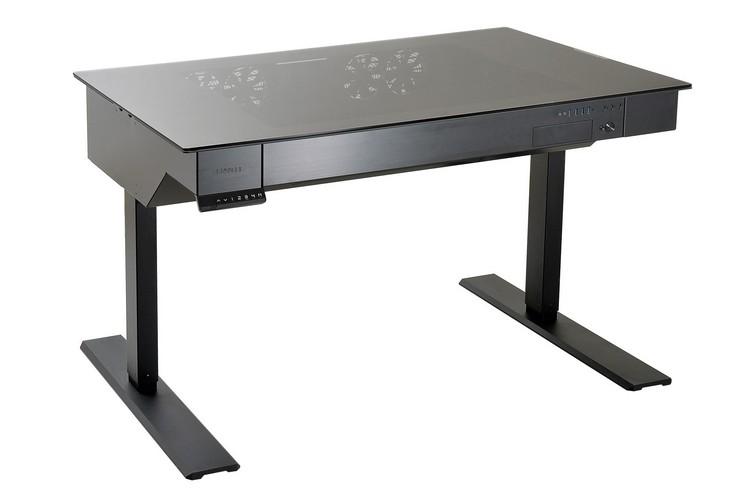 Корпус-стол Lian Li DK-04 стоит $1500