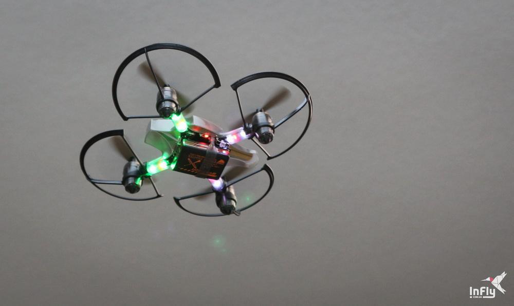 Боевые мини-дроны Byrobot – впервые в Украине - 11