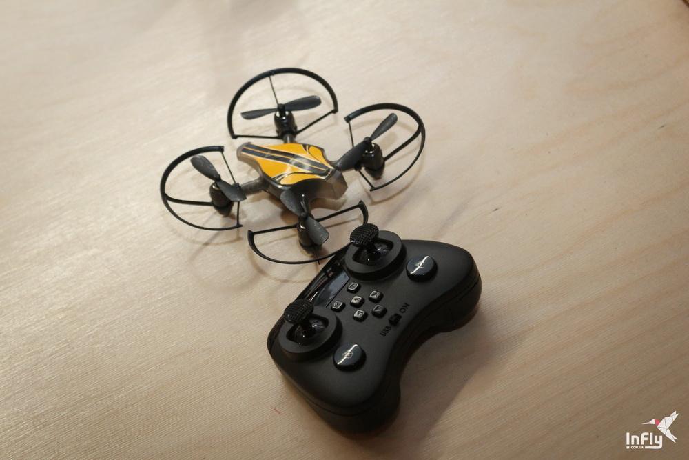 Боевые мини-дроны Byrobot – впервые в Украине - 9