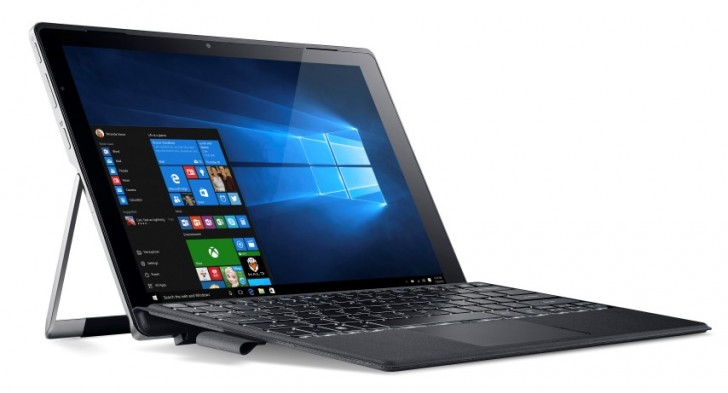 Acer наделила ноутбук Aspire Switch Alpha 12 жидкостной СО