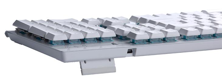 Основой клавиатуры Tesoro Gram Spectrum стали переключатели Tesoro Agile