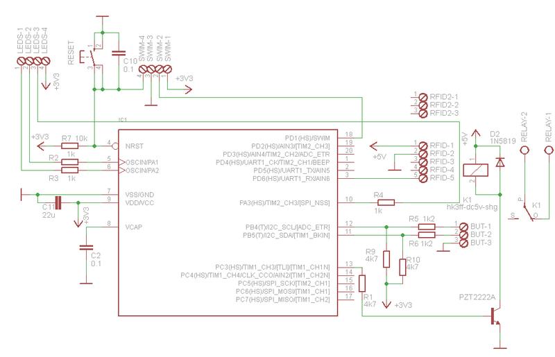 Расширяем возможности электромеханического замка - 4