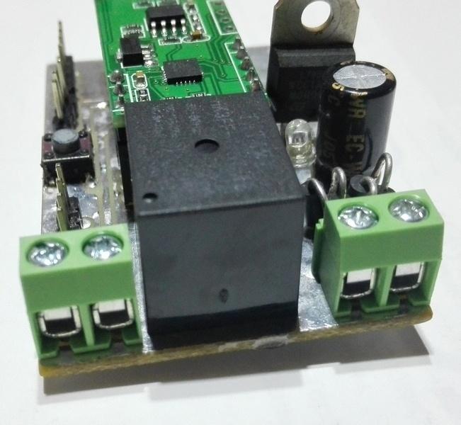 Расширяем возможности электромеханического замка - 6