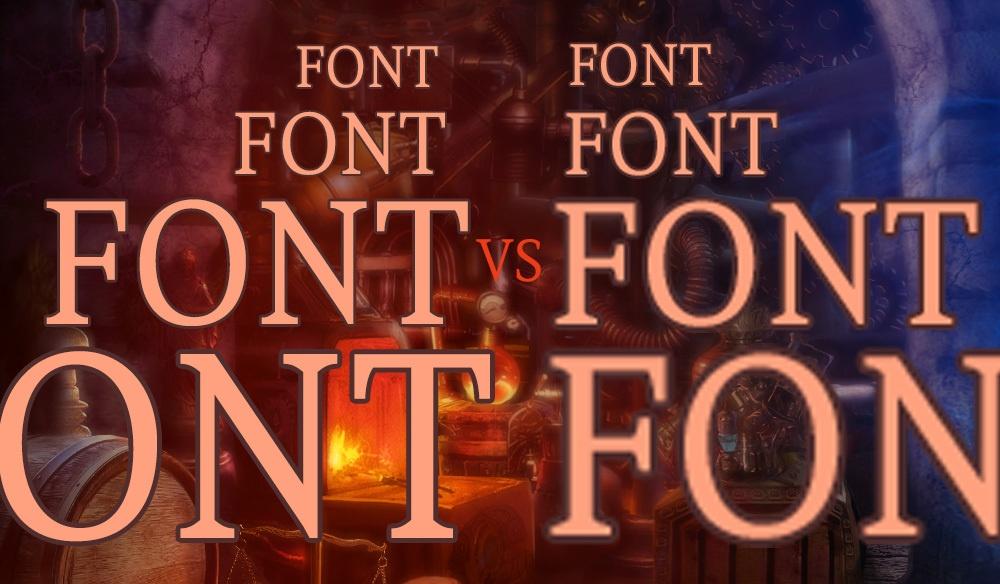 Рендеринг UTF-8 текста с помощью SDF шрифта - 1
