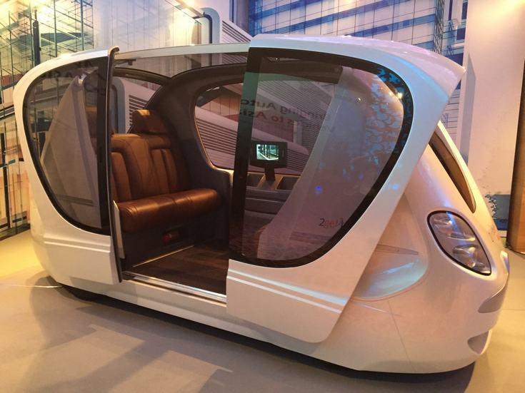 В Сингапуре запустят беспилотный общественный транспорт