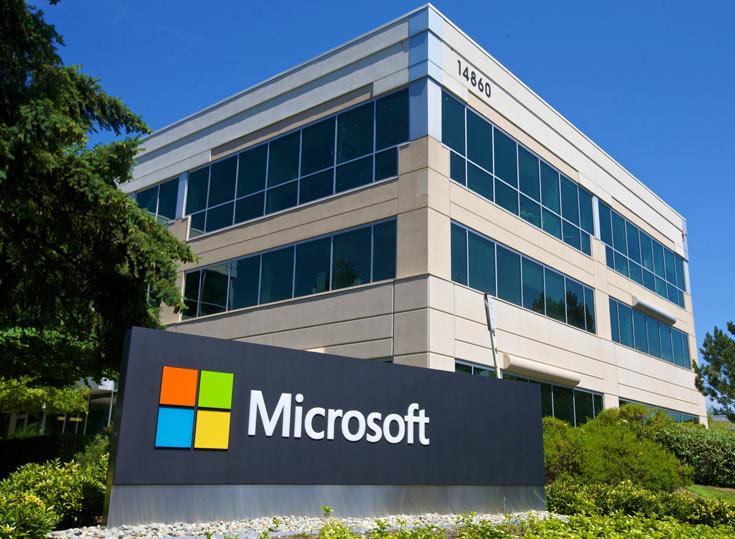 Компания Microsoft опубликовала отчет за очередной квартал