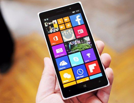 Продажи смартфонов линейки Lumia заметно понизились