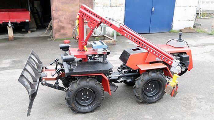 Япония заменит фермеров роботами и беспилотными тракторами - 6