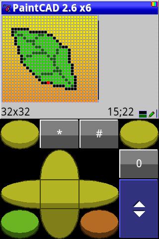 PaintCAD Mobile — пиксель арт на телефоне - 66