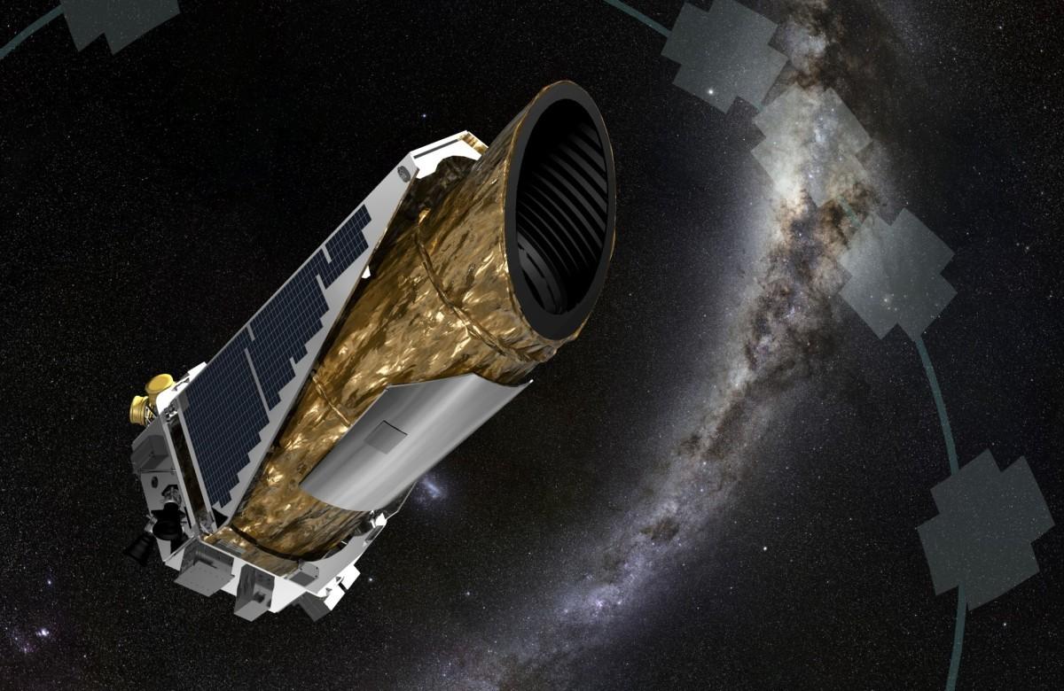 Работоспособность телескопа «Кеплер» полностью восстановлена - 1