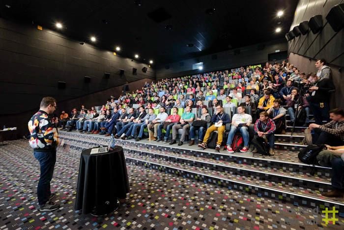 Frontend Dev Conf 2016: герои, события и сюрпризы конференции - 8