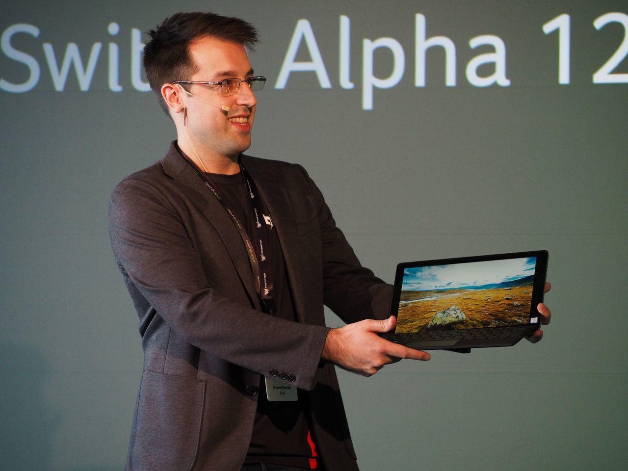 Next@Acer: Самый мощный игровой ноутбук с воздушным охлаждением, велокомпьютер, Chromebook для работы и другие новинки - 11