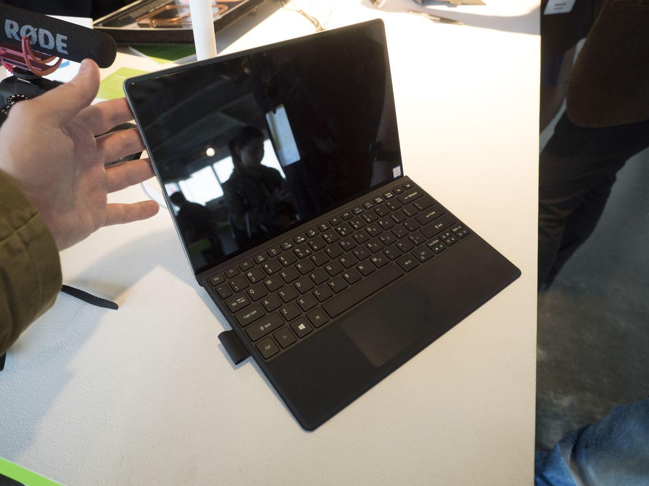 Next@Acer: Самый мощный игровой ноутбук с воздушным охлаждением, велокомпьютер, Chromebook для работы и другие новинки - 12