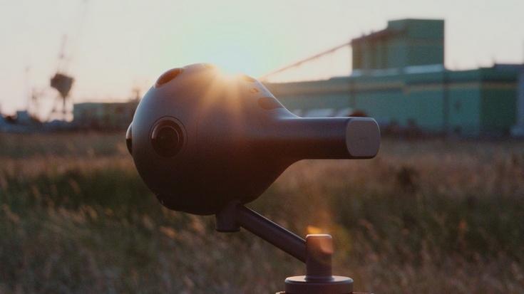 Камера Nokia OZO будет использована кинокомпанией Disney