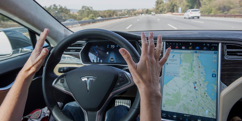 Автопилот Tesla на 50% уменьшает вероятность ДТП - 1