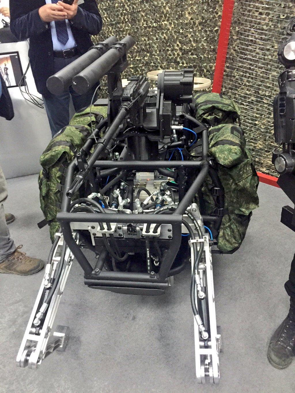 Опубликованы фото новейших российских роботов «Рысь-БП» и «Аватар» - 4