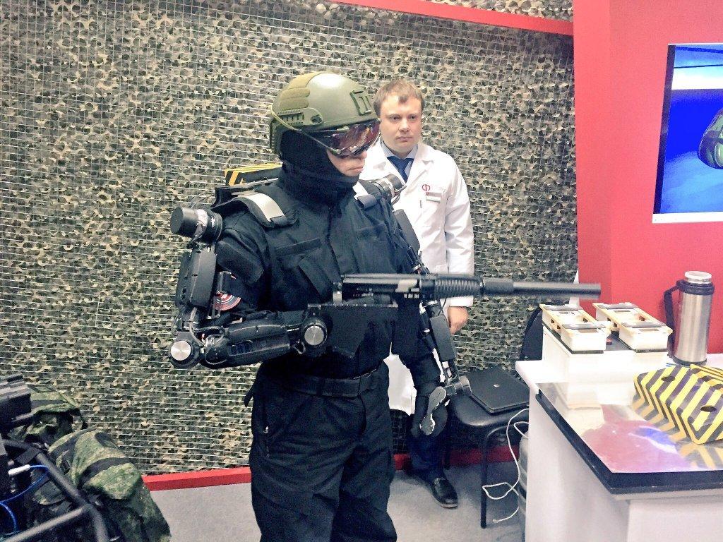 Опубликованы фото новейших российских роботов «Рысь-БП» и «Аватар» - 6
