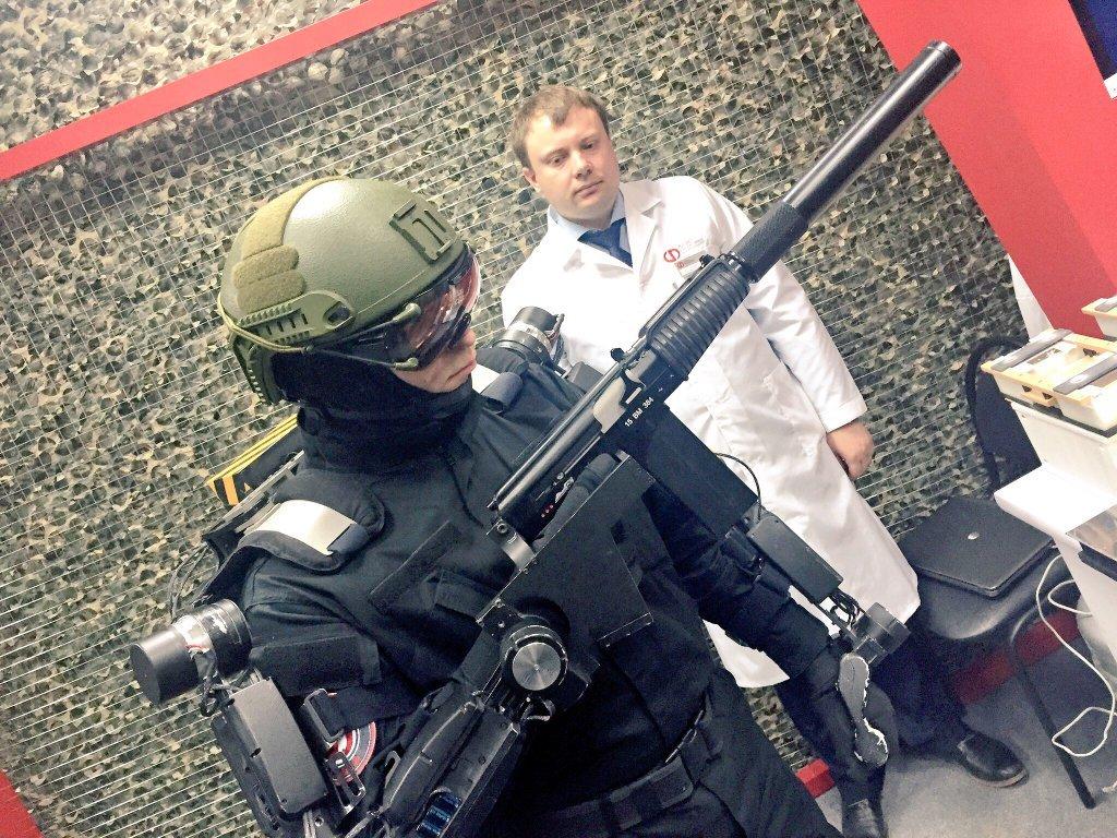 Опубликованы фото новейших российских роботов «Рысь-БП» и «Аватар» - 7