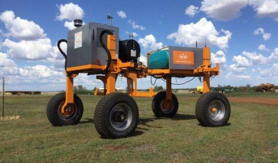 В Японии роботы будут работать вместо фермеров