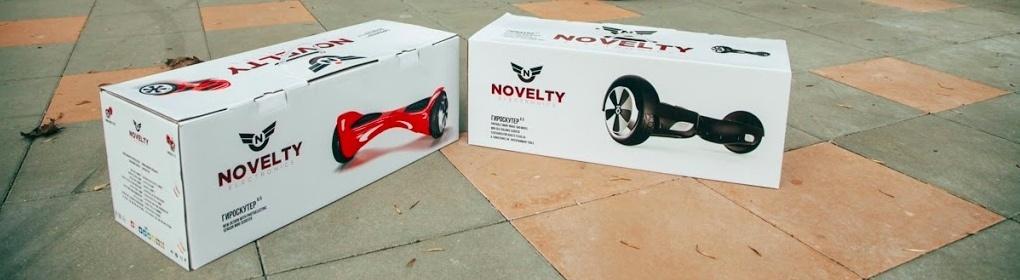 Великолепная семёрка доступных гироскутеров Novelty - 2
